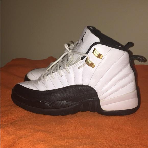 best sneakers 3e6ab 9f214 ... coupon code air jordan 12 taxi size 5.5 ce4ef da793